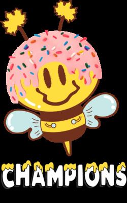 卡通创意系列糖果蜜蜂